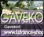 Gavekort til La FRANCE shop